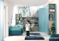 Moretti Compact Cameretta Kids Collection KC306